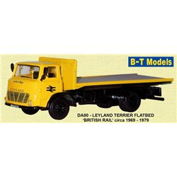 Ley Terrier Flatbed - British Rail