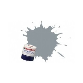 No 166 Light Aircraft Grey - Satin -12ml Acrylic