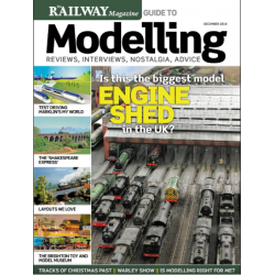 Railway Magazine Guide to Modelling Dec 2016