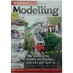 Railway Magazine Guide to Modelling Jan 2017