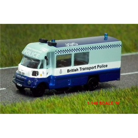 Ley FG Incident Unit British Trans Police