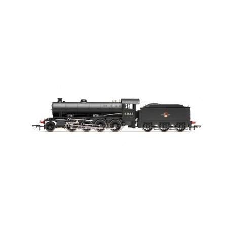 BR 2-8-0 Class O1 - Late BR