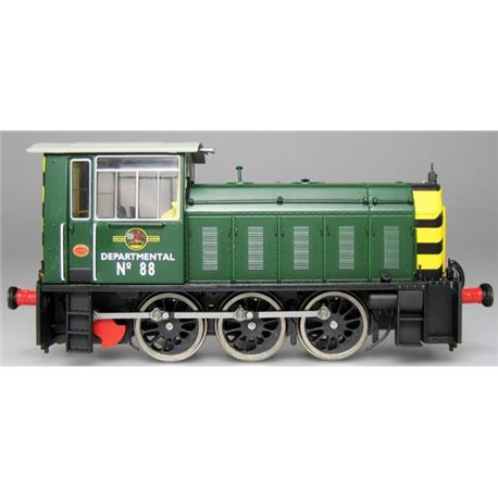 Class 05 Shunter No.88 BR Green Departmental