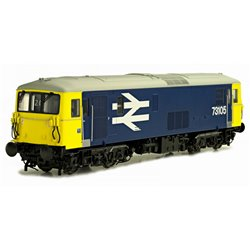 BR Class 73 105 Large Logo Blue