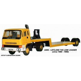 Leyland T45 Articulated Low Loader