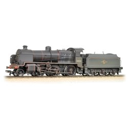 Southern N Class 31404 BR Lined Black Late Crest Weathered
