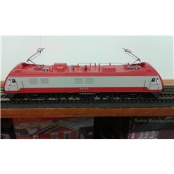 Chinese SS9G Electric Locomotive 0158
