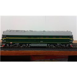 DF4B Diesel Locomotive 1992 Kunming Green
