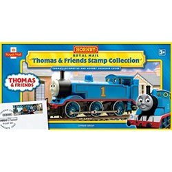 British Stamps: Thomas - Limited Edition