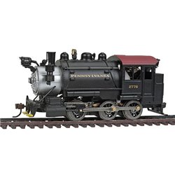 Pennsy 0-6-0 Saddle Tank (DCC-Sound)