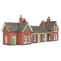 N Gauge Country Station