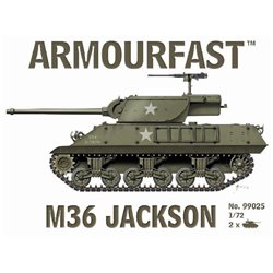 M36 Jackson: Pack includes 2 snap together tank ...