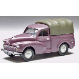 MORRIS MINOR PICK UP ROSE TAUPE W/REAR COVER