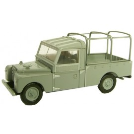 Land Rover Series 1 109 Frame Grey