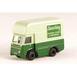NCB ELECTRIC HIGH TOP VAN SKETCHLEY DYERS