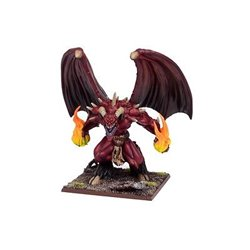 Kings of War Forces of the Abyss - Abyssal Fiend
