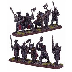 Kings of War Undead Soul Reaver Infantry Troop
