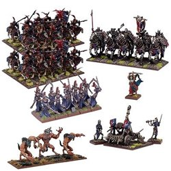 Kings of War Undead Elite Army