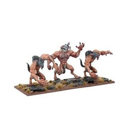 Kings of War Undead Werewolves