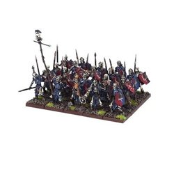 Kings of War Undead Skeleton Regiment