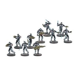Warpath Enforcers Strike Squad