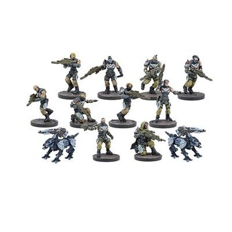 Warpath Enforcer Pathfinders