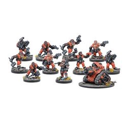 Warpath Forge Father Brokkrs