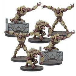 Warpath: Plague 2nd Gen Mutants