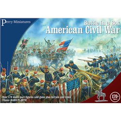 Battle in a Box - American Civil War - 28mm figures x170