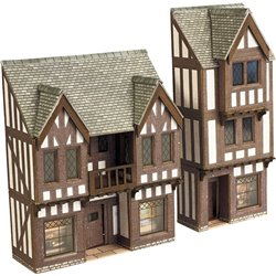 Low Relief Timber Framed Shop Card Kit