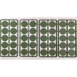 25mm Round Renedra Bases(50)