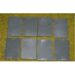 40mm X 60mm Renedra Bases(8)