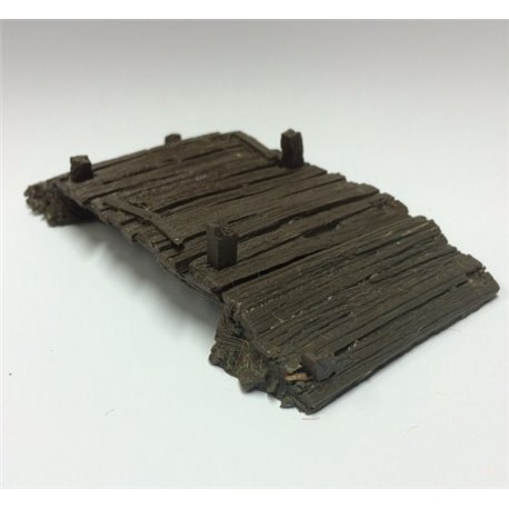 Old Timber Bridge - 25/28mm(Ex Bztb1)