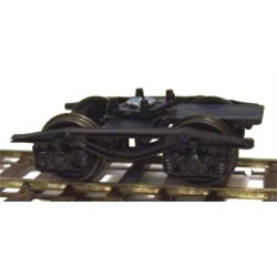 Y25 Bogies (pair - one wagon)