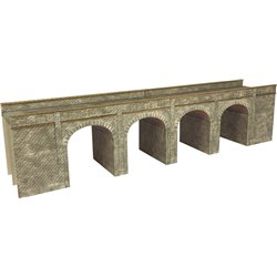 N Gauge Stone Viaduct Kit