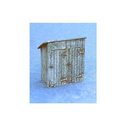 Outhouse 3 (Painted)
