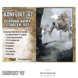 German K47 Starter Set