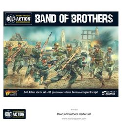 Bolt Action 2 Starter Set Band of Brothers