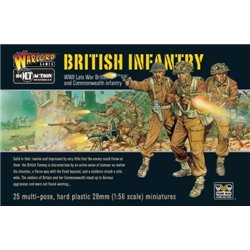 BOLT ACTION - BRITISH INFANTRY 25s