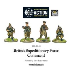 Early War British Command