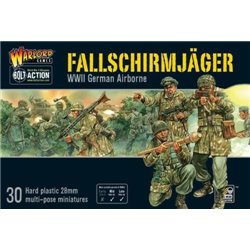 BOLT ACTION GERMAN FALLSCHIRMJAGER