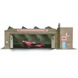 Depot Building H:100mm - Card Kit