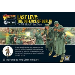 LAST LEVY -THE DEFENCE OF BERLIN