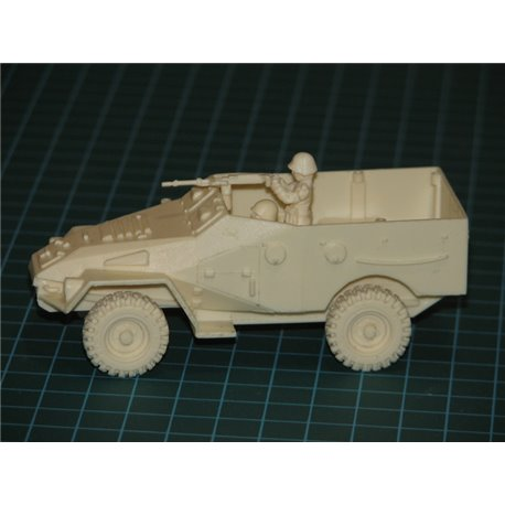 BTR-40 Armoured Personnel Carrier