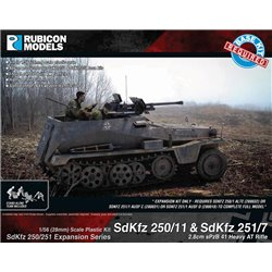 SdKfz Expansion - 250/11 & 251/7