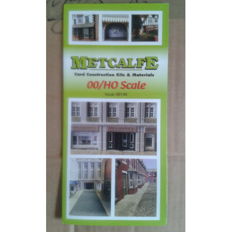 Metcalfe OO gauge catalogue