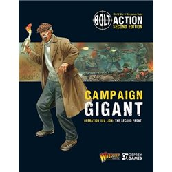 Operation Sea Lion: The Second Front - Campaign Gigant Rulebook