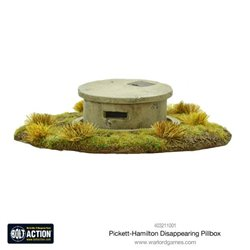Pickett-Hamilton Disappearing Pillbox