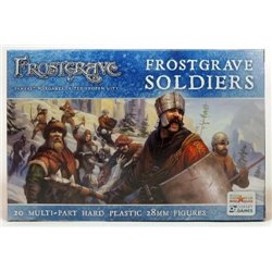 Frostgrave Soldiers