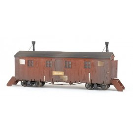 Dining Camp Car